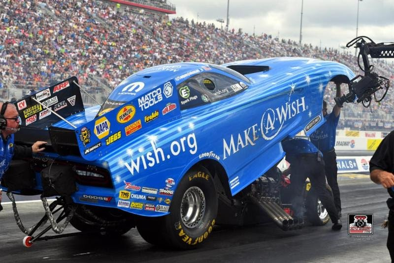 Chandler's Make-A-Wish team with Johnson need to go rounds this weekend in Southern Nationals near Atlanta to snap slump