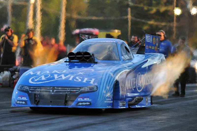 Chandler's Make-A-Wish Dodge team travels to Englishtown, Johnson hopes to continue momentum with second win at track