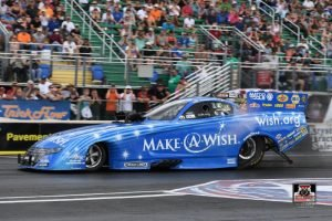 Make-A-Wish team, Johnson advance to third semifinals of grueling  June Swing with further gains planned for rare off week