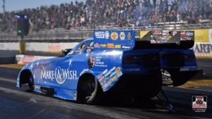 Pritchett earns fifth pole of season with Papa John's/Mopar dragster; Beckman leads DSR Dodges, Johnson faces Capps for 3rd straight event