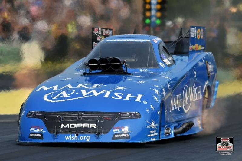 Confident Johnson heads to Brainerd preparing for success with Chandlers' Make-A-Wish Dodge with Countdown in sight
