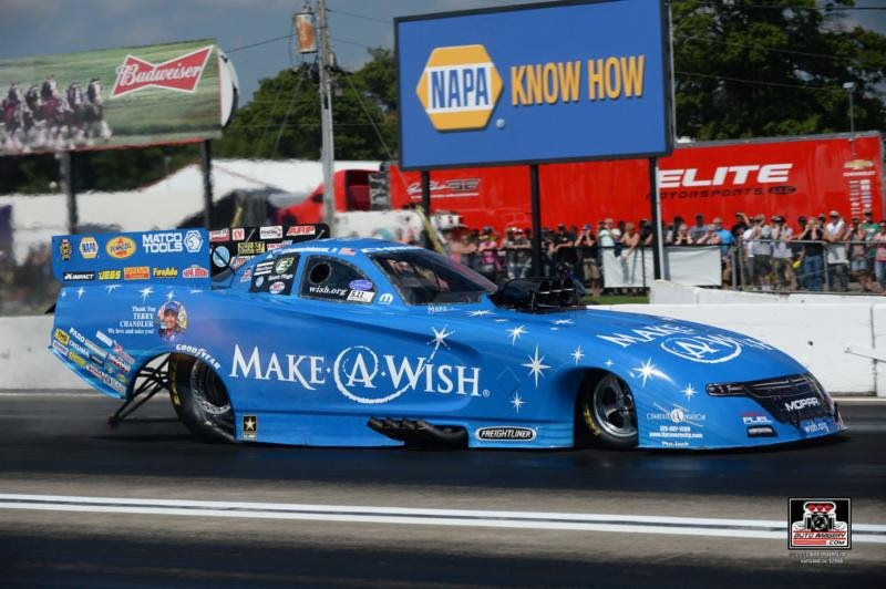 Johnson advanced to final round at Brainerd, looks to continue momentum to Indy in two weeks