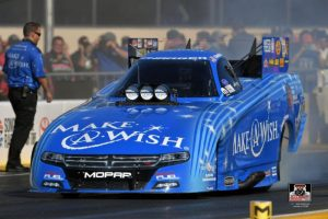 Career-record speed for Johnson, Chandler's Make-A-Wish Dodge provides momentum for No.5-ranked team heading to Seattle