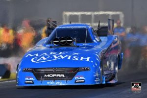 Johnson, Make-A-Wish Dodge win to pay tribute to Terry Chandler