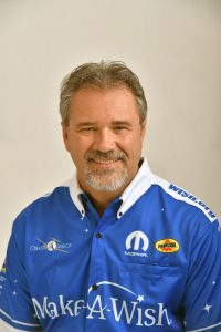 John Collins<br>Crew Chief