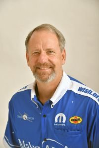Rip Reynolds<br>Assistant Crew Chief