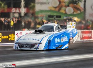DSR Las Vegas Four-Wide Nationals Friday Qualifying Report