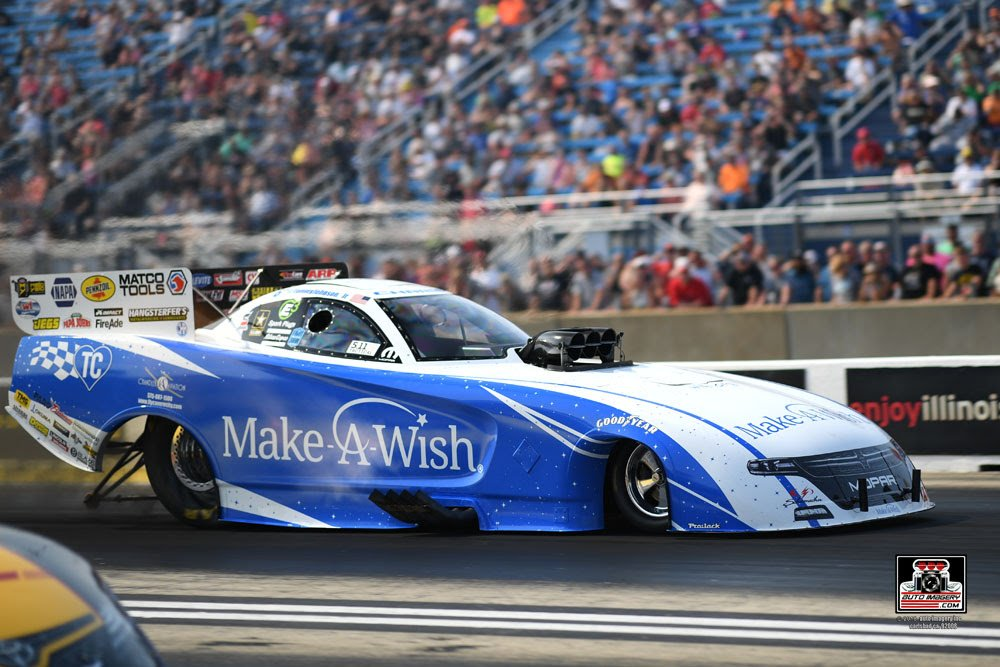 DSR Dominates Funny Car Field at JEGS Route 66 NHRA Nationals (DSR Chicago Qualifying Report)
