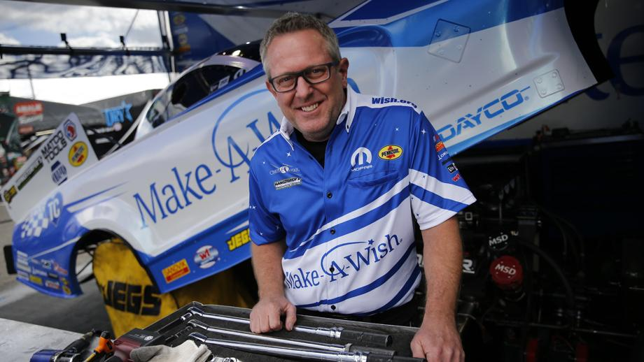 Tommy Johnson Jr. to celebrate 30 years of Nitro racing in Phoenix