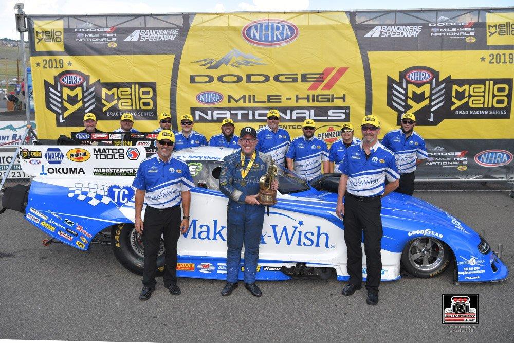 DSR Denver Post-Race Recap