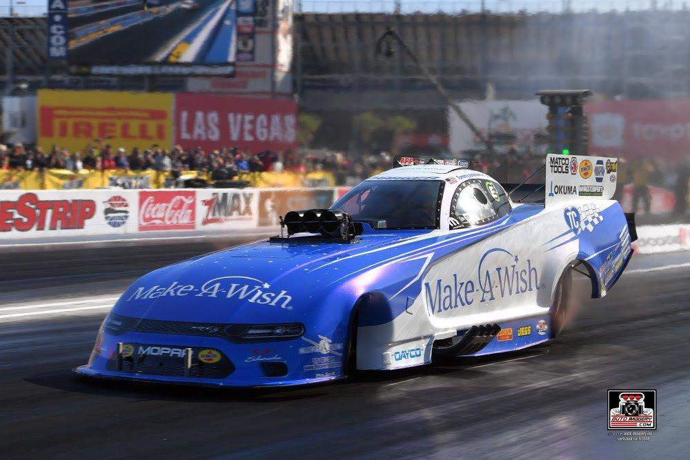 DSR Las Vegas II Qualifying Report