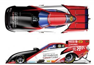 Tommy Johnson Jr. to Campaign the MD Anderson Dodge Charger SRT Hellcat Funny Car in 2020