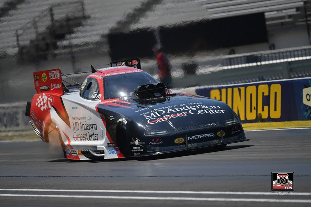 DSR Indy 2 Qualifying Report