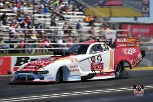 DSR NHRA U.S. Nationals Qualifying Report