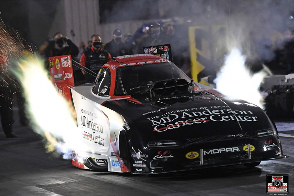 You are currently viewing DSR NHRA St. Louis Qualifying Report