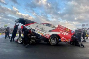 DSR NHRA Dallas Qualifying Report