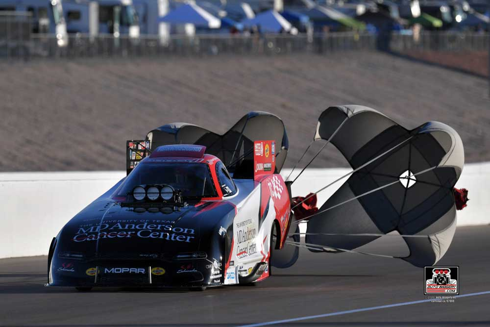 You are currently viewing DSR NHRA Las Vegas Qualifying Report