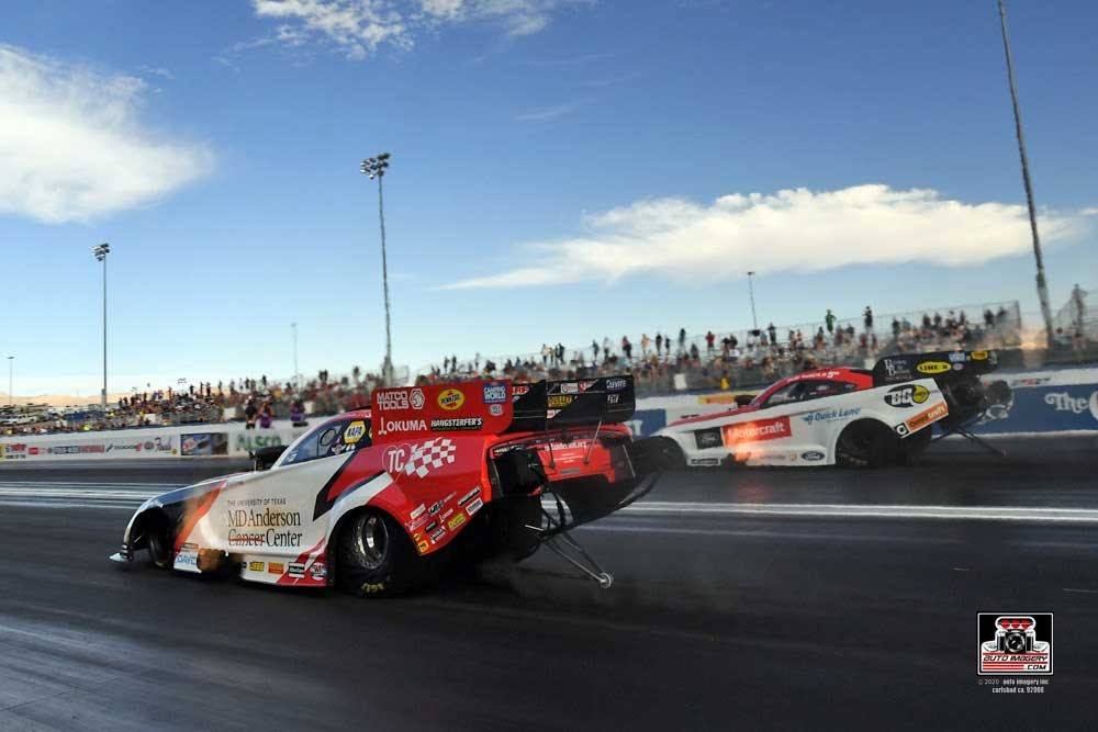 DSR Las Vegas Post-Race Recap